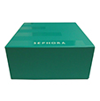 Custom collapsible cosmetic printing packaging gift boxes of SEPHORA