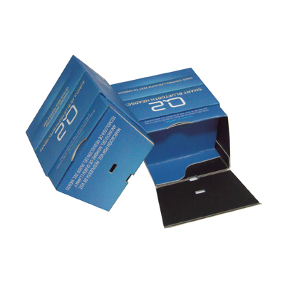 Custom electronic product packaging boxes supplies for smart bluetooth |