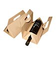 creative cheap custom wine champagne gift boxes for sale