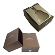 personalised luxury wooden wine packaging gift boxes for Hennessy