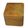 Wooden jewellery packaging display gift boxes